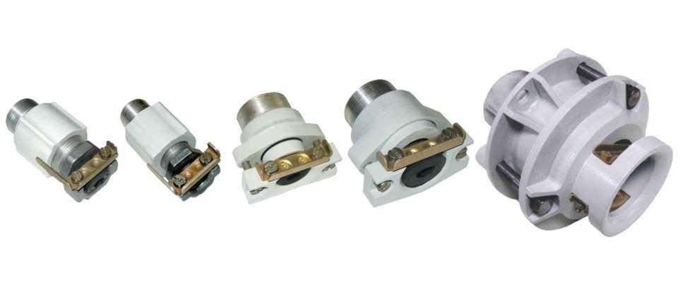 Кабельные вводы взрывозащищенные для бронированного и небронированного кабеля, трубной проводки и кабеля в металлорукаве ВЭЛАН ВК ExdIICU, ExdIU/ExdIICU - КонтактЭнерго