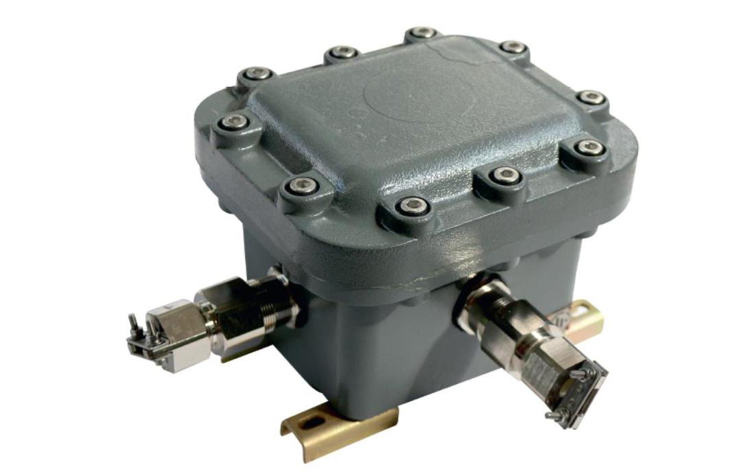 Оболочки электротехнических аппаратов Вэлан ОЭАА-ВЭЛ-IIВ и ОЭАА-ВЭЛ-IIВ+H₂ из алюминиевого сплава - КонтактЭнерго
