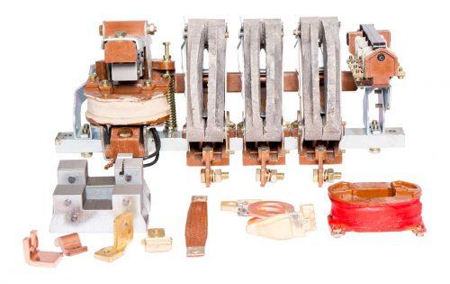 Контакторы электромагнитные переменного тока КТ-6000 - КонтактЭнерго