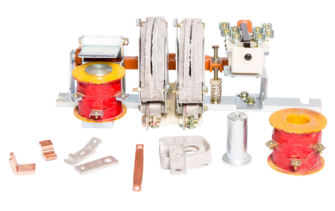 Контакторы электромагнитные постоянного тока Контактэнерго КТП-6000 - КонтактЭнерго
