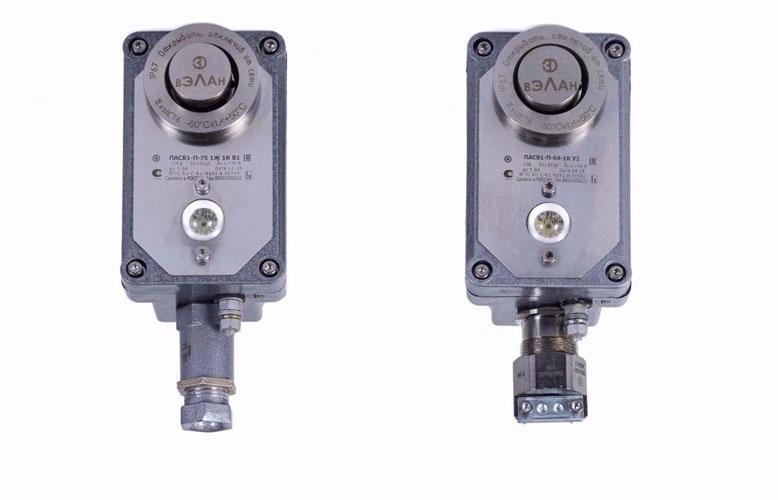 Пост аварийной сигнализации с пьезокерамическими излучателями и индикаторами высокой яркости ВЭЛАН ПАСВ1-П - КонтактЭнерго