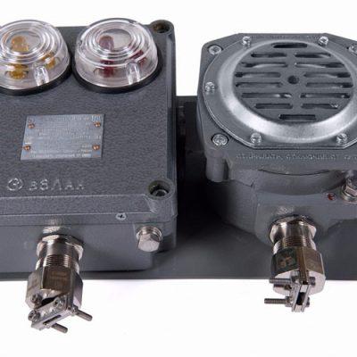 Посты аварийной сигнализации взрывозащищенные ВЭЛАН ПАСВ1, ПАСВ1-М, ПАСВ2 - КонтактЭнерго