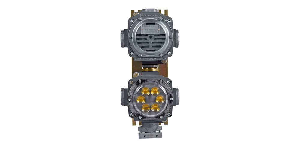 Посты аварийной сигнализации взрывозащищенные ВЭЛАН ПАСВ3, ПАСВ4, ПАСВ5, ПАСВ6 - КонтактЭнерго