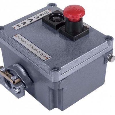 Посты общепромышленные кнопочные из пластика ВЭЛАН ПОК - КонтактЭнерго