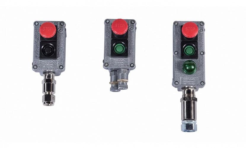 Посты управления взрывозащищенные кнопочные ВЭЛАН типа ПВК-15,25,35 и ПВК(П)-15, 25, ПВК-18, 28, 38 и ПВК(П)-18, 28 - КонтактЭнерго