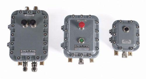 Посты взрывозащищенные кнопочные ВЭЛАН ПВК-А(Ц)-ВЭЛ-IIB - КонтактЭнерго