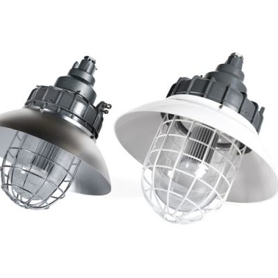 Взрывозащищенный светильник для ламп накаливания, компактных люминесцентных ламп и светодиодных ламп ВЭЛАН 11 - КонтактЭнерго