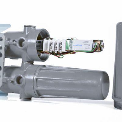 Взрывозащищенный светильник для линейных люминесцентных и светодиодных ламп ВЭЛАН 51 - КонтактЭнерго
