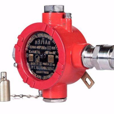 Извещатель пожарный ручной взрывозащищённый ВЭЛАН-ИПР535-Ех - КонтактЭнерго