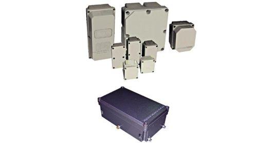 Оболочки электротехнических аппаратов ВЭЛАН ОЭАП из пластика и ОЭАМ из алюминиевого сплава - КонтактЭнерго