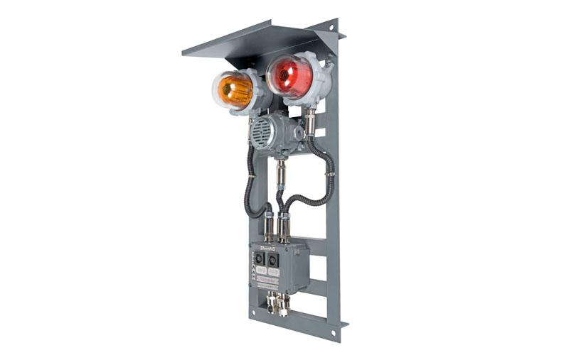Комбинированный общепромышленный пост сигнализации ВЭЛАН-КОПС - КонтактЭнерго