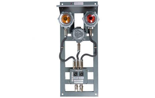 Комбинированный взрывозащищенный пост сигнализации ВЭЛАН-КВПС - КонтактЭнерго
